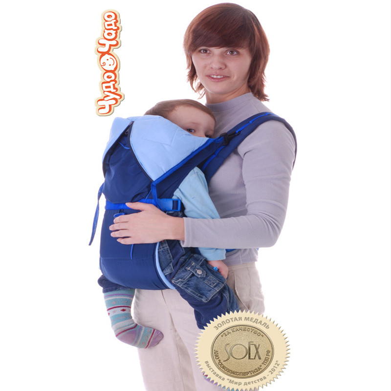Рюкзак-кенгуру baby active серо-зелёный рюкзак контур 75 nova tour