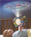 """Детский музыкальный ночник-проектор Tomy T2015 """"Winie the Pooh"""""""