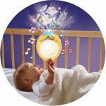Детский музыкальный ночник-проектор Tomy 718623 Winnie the Pooh