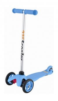 Самокат 21st scooter Maxi Scooter  SKL-06A цвет blue