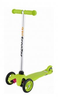 Самокат 21st scooter Maxi Scooter  SKL-06A цвет green