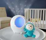 Детский ночник проектор Fisher-Price DYW48 Мечты о бабочках с мягкой игрушкой