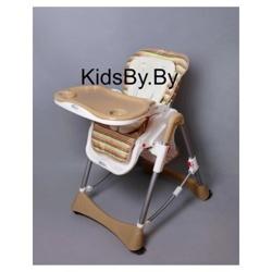 Детский стульчик BabyLux Magic Бежевый