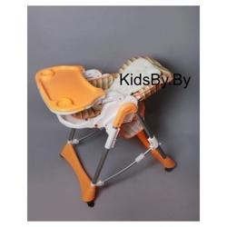 Детский стульчик BabyLux Magic Оранжевый