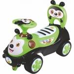 Детская машинка-каталка S-line Пчелка цвет зеленый