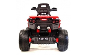 Детский квадроцикл RiverToys K111KK цвет синий