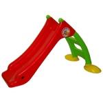 "Горка детская Macyszynt toys Dohany ""Горка малая"" Арт. 424 цвет красно-зеленый 130х85х76 складная"