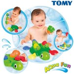 """Игрушка для ванной Tomy """"Веселые черепашки для ванной"""" 72097"""