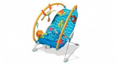 Детский шезлонг Tiny Love Gymini Bouncer Under the Sea